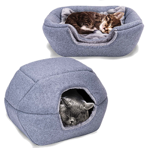 Cat Bed and Cave