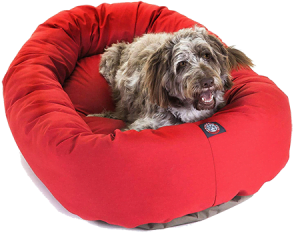 Bagel Dog Bed By Majestic Pet