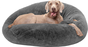 Ultra Calming Refillable dog bed