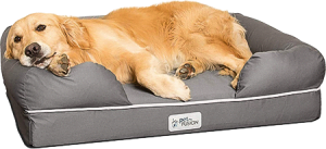 Ultimate Dog Bed, Orthopedic Memory Foam
