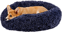 AIPERRO Dog Bed for Small Medium Dogs